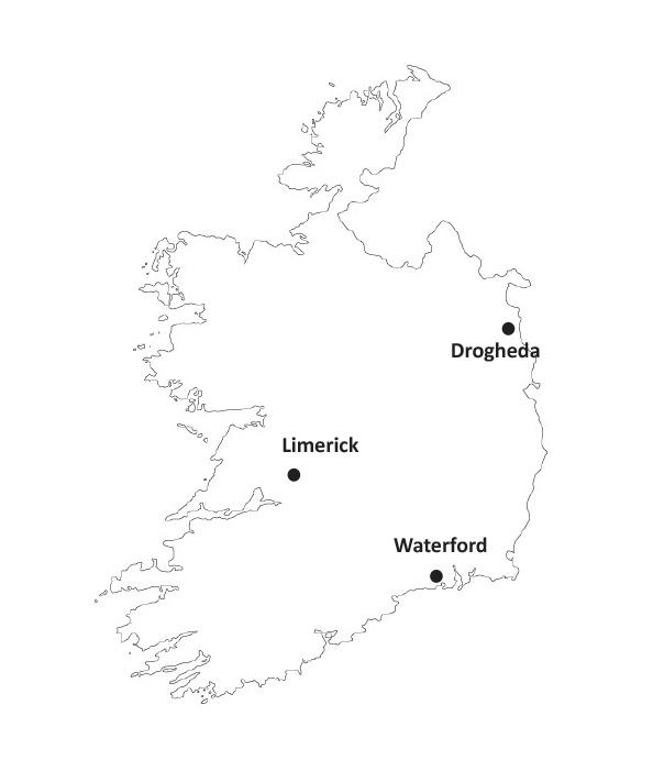 Ireland cases
